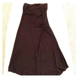 Strapless Cache Dress